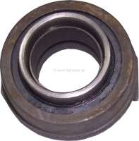 P 404/504, clutch release sleeve for Peugeot 404 gasoline + diesel, from year of manufacture 1967. Peugeot 504 (1.8 + 2.0 gasoline) + diesel. For clutch disc with 8 springs. - 72549 - Der Franzose