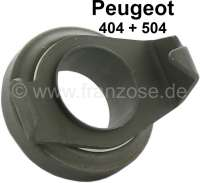 Clutch release bearing for Peugeot 404 1967>, 504, first construction, inner diameter: 33mm, outside: 63,5mm - 74238 - Der Franzose