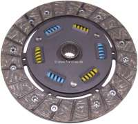 Simca, clutch disk Simca 160mm, 21 teeth. - 72555 - Der Franzose