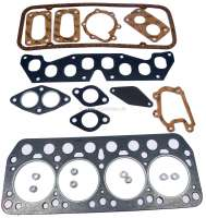 Simca, cylinder head gasket set. Suitable for Simca Talbot 1301 LS/S. engine 345-345S. Engine capacity: 1295cc. Bore: 74mm. Simca 1501 GS/KS/S. engine capacity: 1475cc. Bore: 75,21mm. - 71267 - Der Franzose
