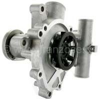 P 504 V6, water pump for Peugeot 504 V6 2.7 IE. Peugeot 604 V6 IE. Renault R30 IE. This water pump is suitable only for fuel injection engines! This water pump does not fit at carburetor engines! -2 - 72871 - Der Franzose