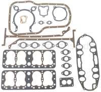Simca, engine gasket set completely. Suitable for Simca Versailles V8 Aquillon 2388cc. - 70826 - Der Franzose