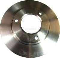 brake discs set, Peugeot 304 78>80, Peugeot 305. diameter 263mm -1 - 74023 - Der Franzose