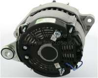 P 404/504, generator, suitable for Peugeot 404, Peugeot 504, J5, J7. 12 V. Ampere: 50. Intergrierter battery charging regulator. Assembly position: 20°. Belt pulley: 67mm. the starter motor is a new part. An old part return is not necessary! -2 - 72118 - Der Franzose