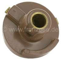 Ducellier, distribution arm. Suitable for Peugeot 504 V6, 604 V6. Renault R30 V6. For distributor Ducellier. Or. No. 5937.14. Length over everything: 63mm. Height over everything: 45mm. Inside diameter: 15mm. -1 - 72577 - Der Franzose