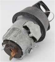 Starter lock Simca (German version), suitable for Simca 1000, 1100, 1200S, 1301, 1501, Matra Bagheera. Original manufacturer Neiman. No reproduction. Neiman No. 014711 -1 - 77709 - Der Franzose