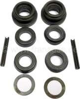 P 504, master brake cylinder sealing set, for 20,6mm piston. Brake system Bendix. Suitable for Peugeot 504. - 74587 - Der Franzose