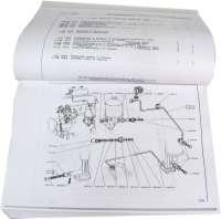 Spare part catalogue Peugeot 403, speech: german, reprint, 538 pages -1 - 78150 - Der Franzose