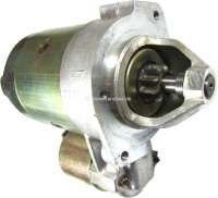 Starter motor, suitable for Peugeot J7 (petrol), J9 petrol. 9 teeth. 12 V. Plus 100 Euro Old part deposit. Or. No. 5802.01 -2 - 72108 - Der Franzose