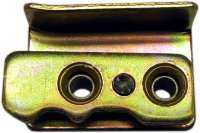 Striker plate door on the left, Peugeot 504. Reproduction - 77641 - Der Franzose
