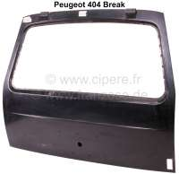 trunk lid Peugeot 404 Break, original - 77004 - Der Franzose