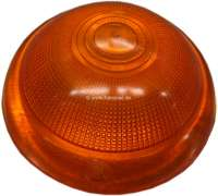 P 403, turn signal cap in front orange, without chrome trim, without  test characters! - 75215 - Der Franzose