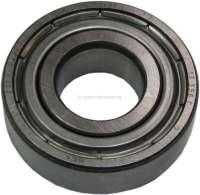 P 204/304, bearing for the V-belt guide roller. Suitable for Peugeot 204 + 304. Or. No. 5752.02 -1 - 72922 - Der Franzose
