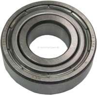 P 204/304, bearing for the V-belt guide roller. Suitable for Peugeot 204 + 304. Or. No. 5752.02 - 72922 - Der Franzose