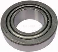 Wheel bearing Peugeot 504, 505, 604. Measurements: 25x47x15mm. - 73535 - Der Franzose