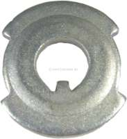 Check disk wheel bearing (lock washer wheel hub). Suitable for Peugeot 203, 403, 204, 404 + 504 (to year of construction 1976). Inside diameter: 18,0mm. Or. No. 3736.08 | 73314 | Der Franzose - www.franzose.de