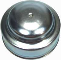 P 203/403/404/504, grease cap out of sheet metal. Diameter: 66mmm. Suitable for Peugeot 203, 403, 404, 504 (to year of construction 1976). Or. No. 3740.07 - 73343 - Der Franzose