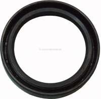 P 204/304, shaft seal wheel bearing (exterior). Outside diameter: 81,2mm. Inside diameter: 54mm. Height: 10mm. Suitable for Peugeot 204 + 304. Or. No. 3345.22 - 73313 - Der Franzose