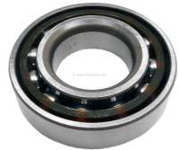 P 403/404/504, wheel bearing, front, Peugeot 403/404/504. Size: 30x62x17,26! Made in Spain - 73487 - Der Franzose