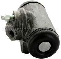 wheel brake cylinder rear left P404 original manufacturer 28,57mm piston, 3/8 x 24UNF screw Made in Spain. -1 - 74164 - Der Franzose