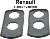 Caravelle/Floride, Seal (2x) under the Hardtop securement. Suitable for Renault Caravelle + Floride. | 87879 | Der Franzose - www.franzose.de