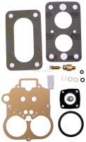 Carburetor repair set Weber 32 T/3702. Suitable for Renault R16 TX. - 82887 - Der Franzose