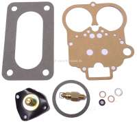 Carburetor repair set Weber 32/34 DHS. Suitable for Renault R16 TX. - 82886 - Der Franzose