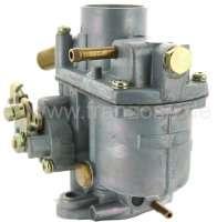 Carburetor Solex 28 IBS. Suitable for Renault R4, Renault Dauphine. Reproduction. -1 - 82434 - Der Franzose