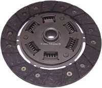 Clutch disk, suitable for Renault Caravelle, R8. Diameter: 160mm. Number of teeth: 20. Reproduction - 82198 - Der Franzose