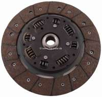 Clutch disk. Diameter: 235mm. Teeth: 21. Suitable for Renault Alpine A310. Renault R30. (235x162x3,2), (21x24xev) - 82814 - Der Franzose
