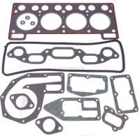 R4, Cylinder head gasket set. Engine: 956ccm. Suitable for R4 SUPER, starting from year of construction 1976. - 81053 - Der Franzose