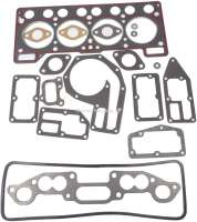 R4/R6, cylinder head gasket set. Engine: 813 (852cc). Suitable for Renault R4. Renault R6 (956cc), of year of construction 1972 to 1975. - 81052 - Der Franzose