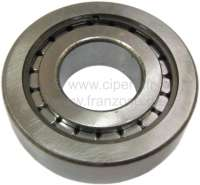Differential bearing. Suitable for Renault R4. Outside diameter: 72,0mm. Inside diameter: 30,0mm. Overall height: 19,0mm. Or. No. 0857568100 | 80080 | Der Franzose - www.franzose.de