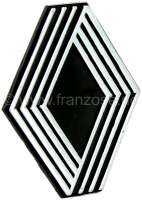 Renault emblem, universal. Dimension: 62 x 50mm. Material: Synthetic. - 87202 - Der Franzose