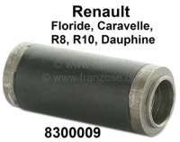 Dauphine/R8/R10/Caravelle, bush in the upper transmission suspension. Suitable for Renault Dauphine, R8 + R10, Caravelle, Floride. Or. No. 8300009 | 81346 | Der Franzose - www.franzose.de
