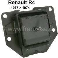 R4, Transmission suspension for Renault R4, of year of construction 1967 to 1974. - 81331 - Der Franzose