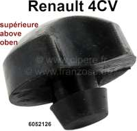 4CV, rubber stop above, front axle (old version). Suitable for Renault 4CV. Or. Nr. 6052126 - 83397 - Der Franzose