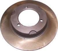 R16, brake disk (2 fittings), front. Suitable for Renault R16, to year of construction 1968. Renault A110. Diameter: 250mm. Heavy one: 9mm. Overall height of 42mm. Hub mounting 84mm. - 84227 - Der Franzose