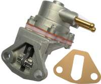 Gasoline pump original. Suitable for Renault R5, of year of construction 01/1972 to 01/1985. All engines starting from 956cc. Also R5 Alpine Turbo. -1 - 72534 - Der Franzose