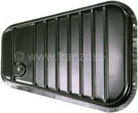 Fuel tank (new part). Suitable for Renault 4CV. Dimension: 620 x 480 x 150mm. -1 - 80013 - Der Franzose