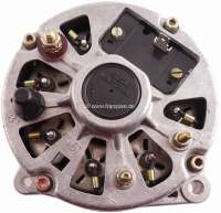 Generator Renault R5, of year of construction 1972 to 1985. External battery charging regulator. 12 V. 50 ampere. Assembly position: 70°. Plus Old part deposit 75 Euro. -1 - 82173 - Der Franzose