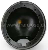 A110, auxiliary headlight sheet metal case (Jod headlamp). Suitable for Renault Alpine A110. Per piece. -1 - 85371 - Der Franzose