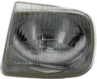 R16, headlamp on the left outside. Suitable for Renault R16 TX. Or.Nr. 7701018373 - 85333 - Der Franzose