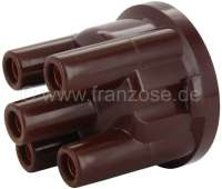Ducellier, distributor cap. Suitable for Renault R4 + R5. For Ducellier distributor 1392V. Inner diameter of the distributor cap: approx. 55mm. -1 - 82094 - Der Franzose