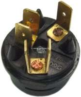 R4, Starter lock contact plate. Suitable for Renault R4, to year of construction 1978. Or. No. 0854999300 -2 - 87260 - Der Franzose