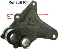R4, Torsion bar mounting rear on the right. Finetoothed. Original Renault, no reproduction. Suitable for Renault R4. - 83396 - Der Franzose