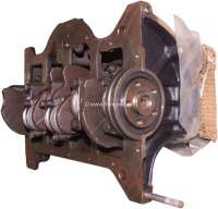 Engine block, suitable for Renault R8, R10, Estafette. Engine code 688 01 (1108cc). R10, TYPE 119 of 1966 - 1972. R8 of 1962 - 1972. Estafette type 213, of 1962 - 1981. Inclusive crankshaft, piston, liner. 5 hole flywheel! Original Ostergaard engine block! -2 - 81283 - Der Franzose