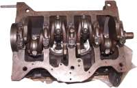 Engine block, suitable for Renault R8, R10, Estafette. Engine code 688 01 (1108cc). R10, TYPE 119 of 1966 - 1972. R8 of 1962 - 1972. Estafette type 213, of 1962 - 1981. Inclusive crankshaft, piston, liner. 5 hole flywheel! Original Ostergaard engine block! | 81283 | Der Franzose - www.franzose.de