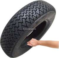 Tire 165/13 XAS Michelin. Suitable for Renault Alpine A110. -2 - 83219 - Der Franzose