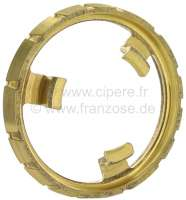 Synchronizer for the 2 gear. Suitable for Renault R4, R5, R6. Outside diameter about 69,7mm. Height about 13mm. Or. No. 7700520671 -1 - 81098 - Der Franzose